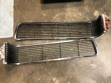 1963 Pontiac Original Grills (Pair)