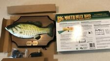 New listing Big Mouth Billy Bass ~Take Me To The River & Don'T Worry Be Happy