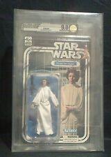 STAR WARS 40th Anniversary Princess Leia Organa AFA 9.0 Uncirculated