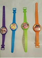 6 Puzzle Plastic Watches Birthday Party Favors School Gifts Projects Prizes