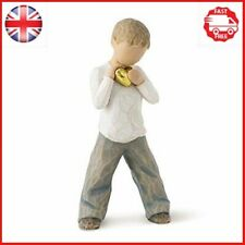 Willow Tree Heart of Gold Boy Figurine