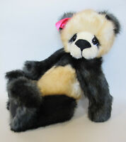Kaycee Bear Lola Panda Retired Collectable Limited Edition Rare 72/200