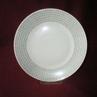 Rosenthal Form 2000 - Kuchenteller, Frühstücksteller 19,5 cm. - graues Dekor