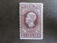 1913 Jubileum 2½ gld. gestempeld CW € 55
