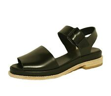 Clarks Originals Madlen Sandal Black Leather Sandals Ladies UK Size 4.5 D