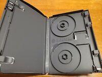 Nintendo Gamecube GC Original OEM Double Disc Replacement Case Authentic