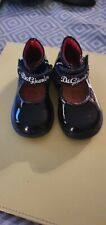 Baby Girls D&G Shoes Size 20 (Uk4) Similar To Versace Armani