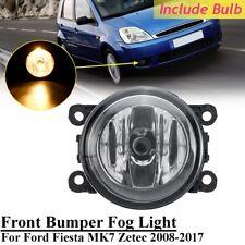 Front Bumper Fog Light Lamp H11 For Ford Fiesta Fusion Nissan Honda Acura Jaguar
