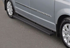 iBoard Running Boards 5 inches Matte Black Fit 11-20 Dodge Grand Caravan