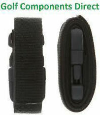 Pair of Golf Trolley Straps Fits Most Trolleys and Golf Bags