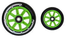 Pro Nylon Core Scooter Wheels x 2 100mm 88A PU Rubber Compatible JD Bug MGP Grit