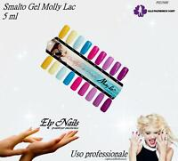 Smalto Gel Molly Lac 5 ml - Allepaznokcie - Semipermanente Nail Art
