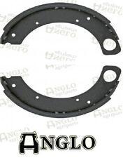Pair Massey Ferguson T20 35 135 148 240 550 FE35 FE Tractor Brake Shoe & Lining