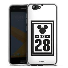HTC One A9 s Silikon Hülle Case HandyHülle - MKY