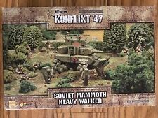 Bolt Action Konflikt '47: Soviet Mammoth Walker