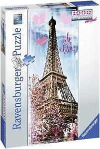 puzzle 1000 pezzi Foto e Paesaggi torre eiffel Ooh Lala