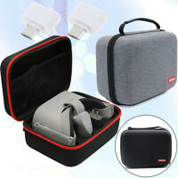 For Oculus Go VR headset &accessories travel carrying storage handbag case-po Fs