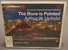 The Bone is Pointed by Arthur W. Upfield Factory Sealed New Audiobook 7 CDs