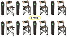 Bc101 Barronett Blinds Big Tripod Chair Hunting Ground Hunting Chairs 8 Pack