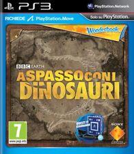 Wonderbook - A Spasso con i Dinosauri PS3 - totalmente in italiano