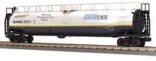 MTH 30-73470, RailKing O Gauge, 33K Gallon Tank Car - BNSF