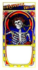 NEAR MINT 1971 Warner Brothers PROMO Grateful Dead Tour Poster by Kelley / Mouse