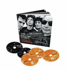 The Rolling Stones - Totally Stripped (NEW 4 x SD BLU-RAY & CD)