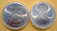 CANADA 1976 OLYMPIC $10 SILVER COIN *No 15**