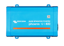 Victron Phoenix Inverter with Ve Direct 12V 800VA - 650W. Great For Camping
