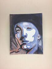 Eminem Rap God Original Oil Painting By Bruce Norman