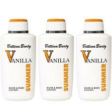 Bettina Barty Summer Vanilla Body Lotion 3 x 500 ml