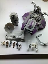 1996 1998 Star Wars Micro Machines Action Fleet figure lot collection 2005 Ship
