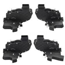 4x Front Rear Left Right Door Lock Actuator For Land Rover Range Sport Evoque