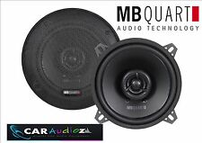 "MB Quart qx130 13cm 5.25"" CO ASSIALE CAR AUDIO ALTOPARLANTI potenza di alta qualità tedesca"