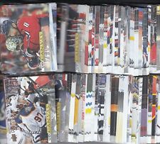 2019-20 19-20 UPPER DECK HOCKEY CANVAS PARALLEL'S PICK YOUR PLAYER 1-90