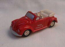 Schuco Piccolo Volkswagen VW Cabriolet Red Techno Classica '98