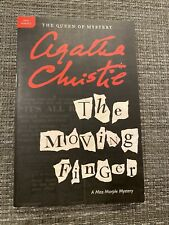 Miss Marple Mysteries Ser.: The Moving Finger by Agatha Christie (2011, Trade...
