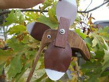 Mosquito Mini Whirligigs Whirligig Windmill Yard Art Hand made from wood