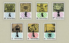 Hungary 1974.  Chess wonderful set  MNH (**)