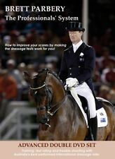 Brett Parbery: The Professionals' System- ADVANCED Dressage DVD Eventing