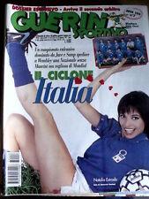 Guerin Sportivo 6 1997 con Storia Juve 1983-84-85-86 con Figurine Panini  [GS24]