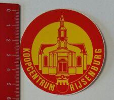 Aufkleber/Sticker: Koopcentrum Rijsenburg (230217163)