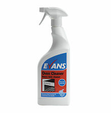 EVANS OVEN CLEANER HD 750ML (NEW FORMULA)