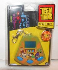 NEW Teen Titans Handheld LCD Video Game - Beast Boy - 2005