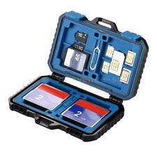 PULUZ  Memory Card Reader USB SD CF TF Reader +OTG Fuction & Slots Storage Box