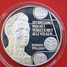 Pays-bas: 25 ECU 1992 Argent Proof Coin, #f1835, RARE