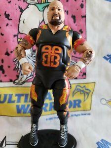 Bam Bam Bigelow Elite Legends 5 - WWE Mattel Wrestling Figure