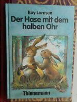 Boy Lornsen: Der Hase mit dem halben Ohr 1986 Illustration von Reinhard Michl