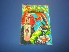 METAMORPHO #7 DC Comics 1966 The Element Man