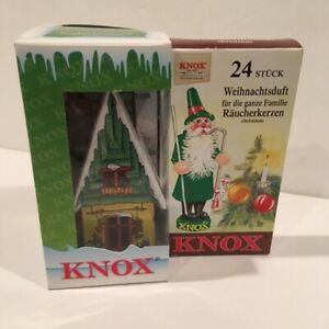 NEW German Christmas Smoker by KNOX